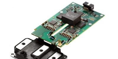 Gate drivers in SiC power modules suit high temperatures