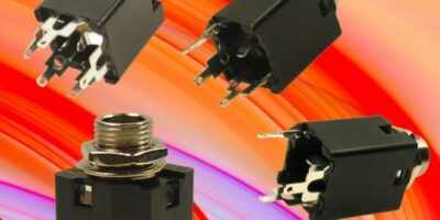 Cliff takes a vertical approach to professional audio jack sockets