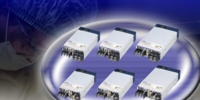 Components Bureau adds Cosel's medical power supply to its linecard