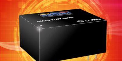 Dengrove stocks Recom's AC/DC modules for high altitude applications