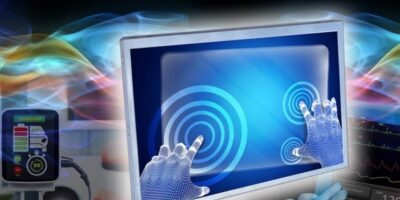Touchscreen adds Pixel Eyes in-cell capacitive technology