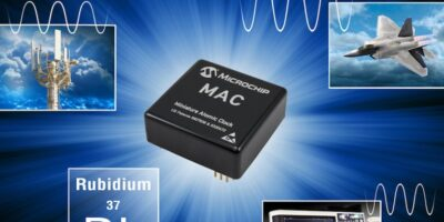 MAC-SA5X rubidium atomic clock locks quicker for atomic stability
