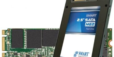 Smart Modular debuts SATA SSDs with NVMSentry firmware