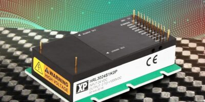 High voltage DC/DC power module can be used in scientific applications