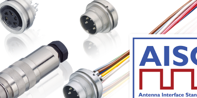 M16 connectors comply with AISG, ready for 5G