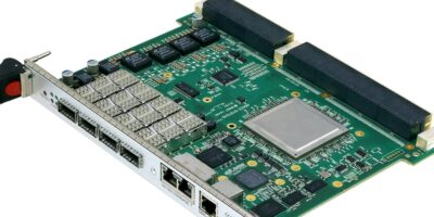 Upgrade to ethernet switch helps tackle heat and vibration