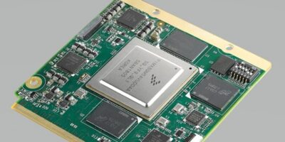 Qseven module from Advantech is based on NXP i.MX8