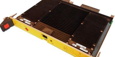 VPX storage boards are VITA 65-compliant