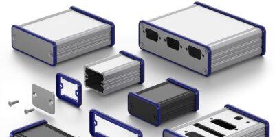 Fischer Elektronik expands aluminium cases for benches