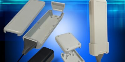 Hand-held enclosures come in six sizes