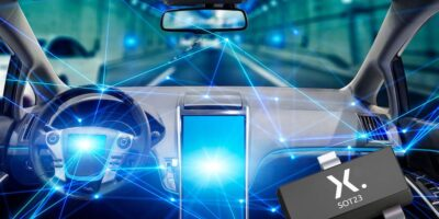 Nexperia delivers OPEN-Alliance-compliant ESD protection for automotive Ethernet