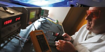 Fibre optic transmitter is hermetically-sealed for challenging environments