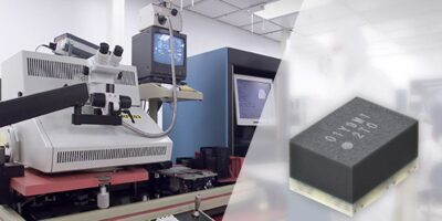 Omron's MOSFET relay boosts test accuracy