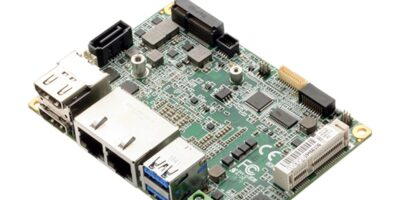 Aaeon designs compact board for edge computing