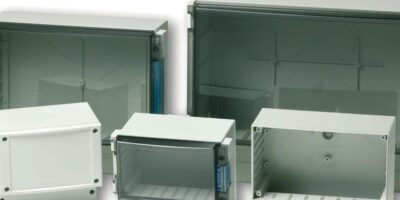 Protective Fibox enclosures are now available from RS Components