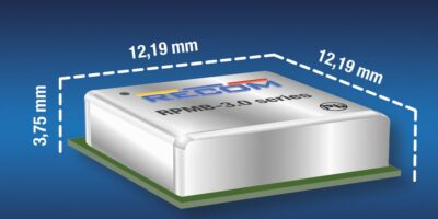 Recom expands non-isolated DC/DC range in DOSA-compatible LGA