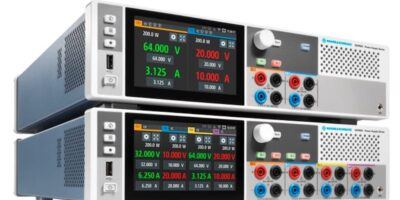 NGP800 power supplies offer four independent channels in single compact instrument