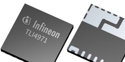 Rutronik UK adds Infineon's coreless open loop current sensor for industrial use