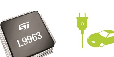 BMS chip from STMicroelectronics extends EV range and safety
