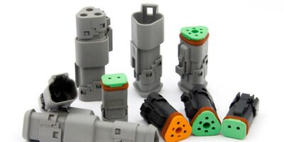 Connectors with Snap-Cap join TTI's line-up
