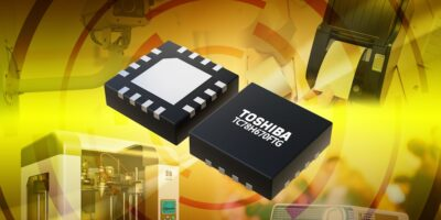 Micro-stepping motor driver IC has integrated current sensing