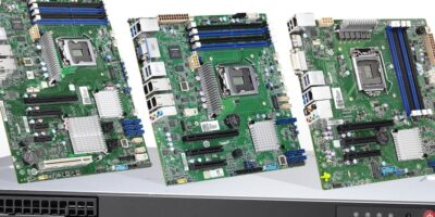 Tempest EX motherboards address data analytics in mixed-criticality environments
