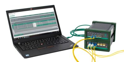 Analyser conducts RF interference measurements and PIM troubleshooting