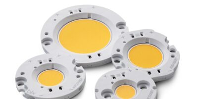 LED chip on board improves efficacy by up to 10%, says Bridgelux