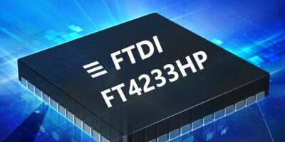 Multi-channel USB interface ICs support Hi speed devices