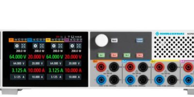 Farnell adds NGP800 series from Rohde & Schwarz