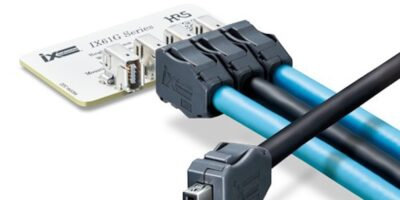 Hirose partners with Amphenol for ix Industrial connector