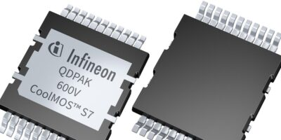 Infineon announces CoolMOS S7 super junction MOSFET for low frequencies