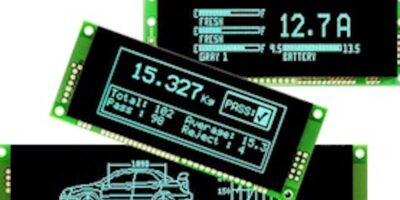 Itron UK shows its design innovation with VFD modules
