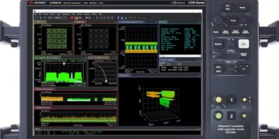 Keysight adds UXR oscilloscope for mmWave comms