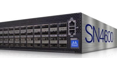 Mellanox ships 12.8Tbit per second Ethernet switches