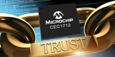 Cryptographic microcontroller protects against Rootkit and Bootkit malware
