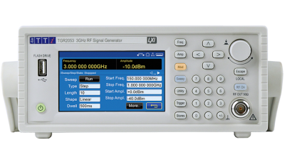 RF signal generators are high-spec, low cost, says RS Components