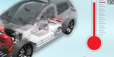 Digital isolator protects communications in HEV/EVs