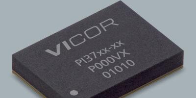 Vicor extends operating temperature of ZVS buck-boost regulator