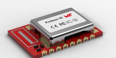 Two radio modules from Würth Elektronik create safe industry