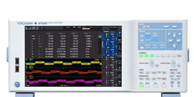 Yokogawa enhances WT5000 power analyser with waveform data streaming