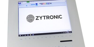 Zytronic combines touch and virtual button concept for touchscreens