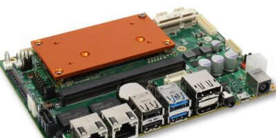 SMARC modules from congatec now include NXP's i.MX8 processors