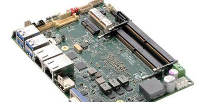 Sub-compact board has desktop system flexibility, says Aaeon