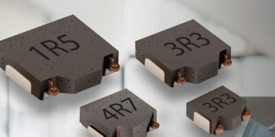 Bourns expands flat wire, shielded power inductor series