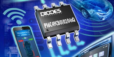 CMOS clock buffers are low power and automotive-compliant