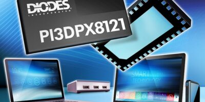 DisplayPort 2.0 active switch is an industry-first, says Diodes