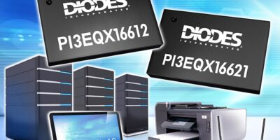 Mux/demux ReDrivers are PCIe 4.0-compliant systems