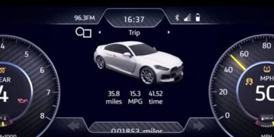 3D graphics prepare for safety-critical driver graphics