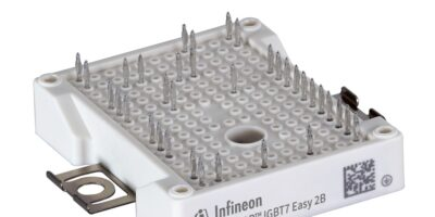 Infineon adds current ratings to TrenchStop IGBT7 Easy family